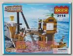 Конструктор Пираты - Пристань, 160 деталей