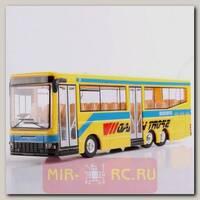 Радиоуправляемый автобус City Bus 1:76
