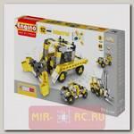 Конструктор Engino Pico Builds/Inventor Спецтехника (12 моделей)