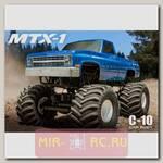 Радиоуправляемая модель Монстра MST MTX-1 4WD RTR 1:10 (б/к сист.) без АКК и з/у