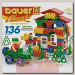 Конструктор Bauer Classic, 136 деталей