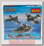 Конструктор Creator - Самолеты, 231 дет.