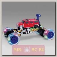Радиоуправляемый автомобиль-перевертыш Tornado Hummer со световыми и звуковыми эффектами