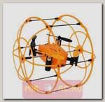 Радиоуправляемый квадрокоптер SkyWalker 1336 4CH 6-Axis Gyro Climbing Wall RC RTF 2.4GHz