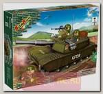 Конструктор World Defence Force Танк, 120 деталей
