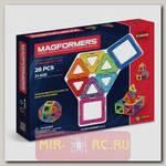 Магнитный конструктор Rainbow, 26 деталей