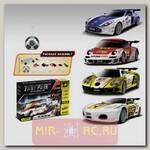 Радиоуправляемый автомобиль-конструктор Mclaren, Ferrari, Aston Martin и Porsche Sport