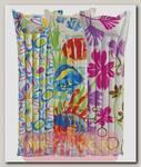 Надувной матраc The Wet Set, 183 см