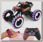 Радиоуправляемый краулер Yearoo Winner Drift Wheels Red 1:10 (часы + пульт)