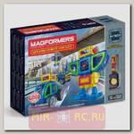 Магнитный конструктор Magformers 709008 Walking Robot Car Set 45