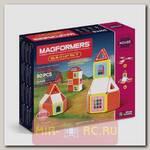 Магнитный конструктор Build Up Set - Дом, 50 деталей