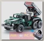 Радиоуправляемый конструктор Cada deTech Боевая машина Катюша 2.4GHz (1369 деталей)