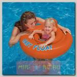 Надувной круг для плавания, 1-2 года