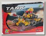 Конструктор Tank Страйп - Танк, 256 деталей