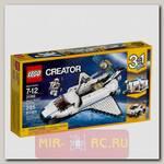 Конструктор LEGO Creator 3 в 1 - Исследовательский космический шаттл