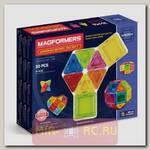 Магнитный конструктор Window Basic, 30 деталей