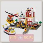 Конструктор Пожарная команда - Служба спасения, 463 детали