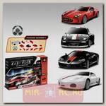 Радиоуправляемый автомобиль-конструктор Mclaren, Ferrari, Aston Martin и Porsche