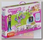 Конструктор Engino Inventor Girls с мотором (набор из 30 моделей)