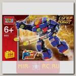 Конструктор Супер робот, 194 детали