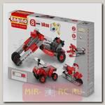 Конструктор Engino Pico Builds/Inventor Мотоциклы (8 моделей)