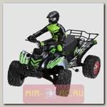Радиоуправляемая модель Квадроцикла FY Extreme Charge 4WD RTR 1:12 (зеленая)