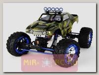 Радиоуправляемая модель Краулера BSD Racing 4WD RTR 1:10 влагозащита (с сист. света)