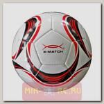 Футбольный мяч X-Match, однослойный