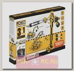 Конструктор Engino Подъемный кран с мотором (набор из 3 моделей)