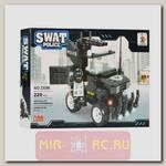 Конструктор Полиция - SWAT, 229 деталей