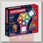 Магнитный конструктор Rainbow, 30 деталей