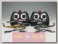 Радиоуправляемый вертолётный бой Air Raptor на ИК управлении