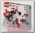Конструктор Engino Pico Builds/Inventor Мотоциклы (16 моделей)