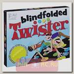 Активная игра Твистер вслепую