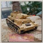 Радиоуправляемый танк Heng Long DAK Pz. Kpfw.IV Ausf. F-1 1:16 27Mhz, 40Mhz с дымом и пневм. пушкой