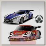 Радиоуправляемый автомобиль-конструктор Aston Martin и Porsche Sport