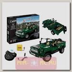 Радиоуправляемый конструктор Cada deTech Military Car (561 деталь)