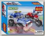 Конструктор Racers - Джип, 260 дет.
