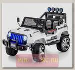 Детский электромобиль Little Sun White Jeep 12V 2.4G