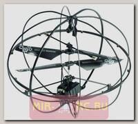 Летающий шар HappyCow Robotic UFO с защитой от повреждений (с подсветкой)