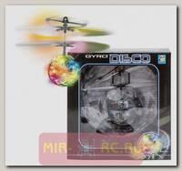 Летающая игрушка Gyro-Disco - Шар на сенсорном управлении (свет)