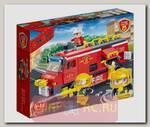 Конструктор Пожарная машина, 288 деталей