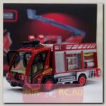 Радиоуправляемая пожарная машина City Hero 7911-5H 1:87