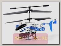 Радиоуправляемый 4-ch мини вертолёт MJX T654 Shuttle (Аватар) на ИК управлении с гироскопом