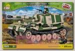 Пластиковый конструктор COBI Танк Panzerjager Tiger (P) Ferdinand с фигурками