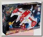 Конструктор Космический летательный аппарат, 168 деталей