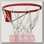 Баскетбольная корзина с сеткой, 38 см