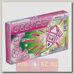 Магнитный конструктор Pink, 104 детали