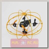 Радиоуправляемый квадрокоптер в сетке HappyCow Eddy Wind Sky 2.4GHz