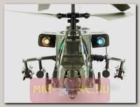 Радиоуправляемый вертолет Syma s009G Apache Military Gyro с гироскопом